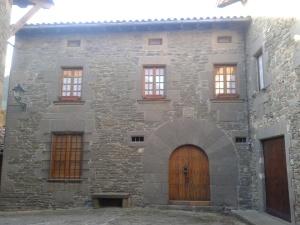Casa del Palau de Rupit, notaria dels Soler